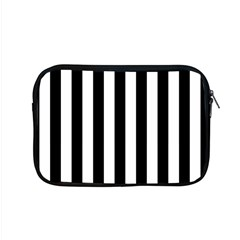Black And White Stripes Apple Macbook Pro 15  Zipper Case