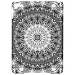 Feeling Softly Black White Mandala Apple Ipad Pro 9 7   Hardshell Case