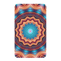 Blue Feather Mandala Memory Card Reader