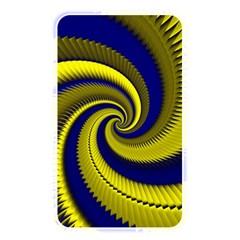 Blue Gold Dragon Spiral Memory Card Reader
