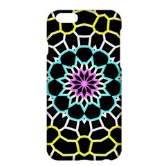 Colored Window Mandala Apple Iphone 6 Plus/6s Plus Hardshell Case
