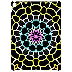 Colored Window Mandala Apple Ipad Pro 12 9   Hardshell Case