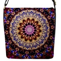 Dreamy Mandala Flap Messenger Bag (s)