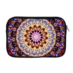 Dreamy Mandala Apple Macbook Pro 17  Zipper Case
