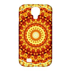 Powerful Love Mandala Samsung Galaxy S4 Classic Hardshell Case (pc+silicone)