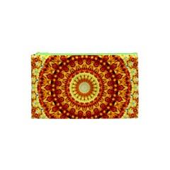 Powerful Love Mandala Cosmetic Bag (xs)