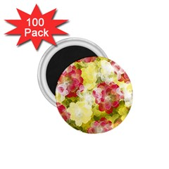 Flower Power 1 75  Magnets (100 Pack)