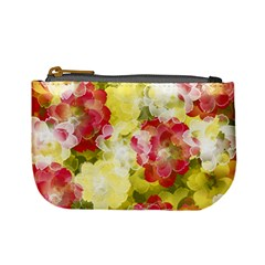 Flower Power Mini Coin Purses