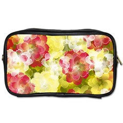 Flower Power Toiletries Bags 2 Side
