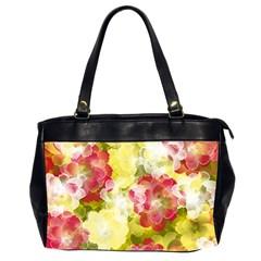 Flower Power Office Handbags (2 Sides)