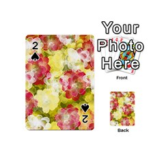 Flower Power Playing Cards 54 (mini)