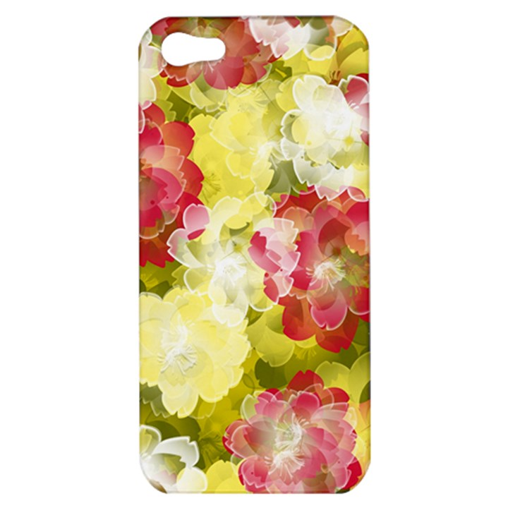 Flower Power Apple iPhone 5 Hardshell Case