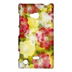 Flower Power Nokia Lumia 720