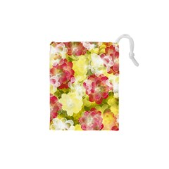Flower Power Drawstring Pouches (xs)