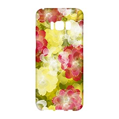 Flower Power Samsung Galaxy S8 Hardshell Case