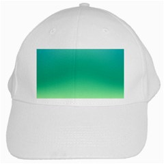 Sealife Green Gradient White Cap
