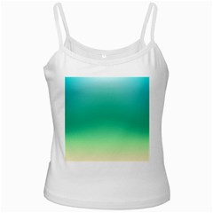 Sealife Green Gradient Ladies Camisoles