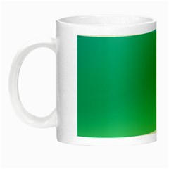 Sealife Green Gradient Night Luminous Mugs