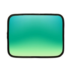 Sealife Green Gradient Netbook Case (small)