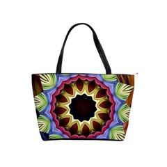 Love Energy Mandala Shoulder Handbags