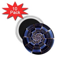 Midnight Crazy Dart 1 75  Magnets (10 Pack)