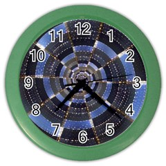 Midnight Crazy Dart Color Wall Clocks