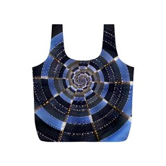 Midnight Crazy Dart Full Print Recycle Bags (s)
