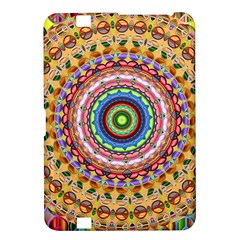 Peaceful Mandala Kindle Fire Hd 8 9