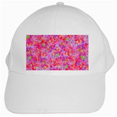 The Big Pink Party White Cap