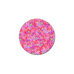 The Big Pink Party Golf Ball Marker (4 Pack)