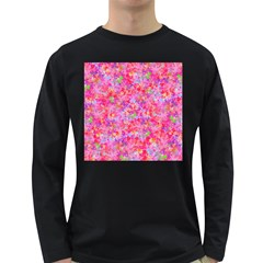 The Big Pink Party Long Sleeve Dark T Shirts