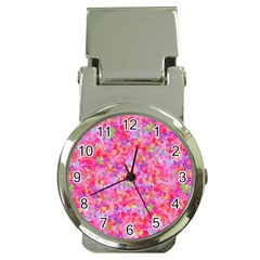 The Big Pink Party Money Clip Watches