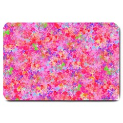 The Big Pink Party Large Doormat