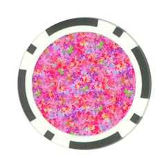The Big Pink Party Poker Chip Card Guard
