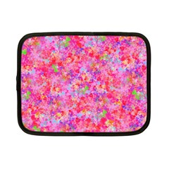 The Big Pink Party Netbook Case (small)