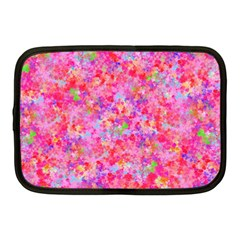 The Big Pink Party Netbook Case (medium)