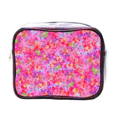 The Big Pink Party Mini Toiletries Bags