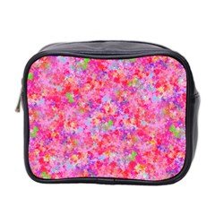 The Big Pink Party Mini Toiletries Bag 2 Side