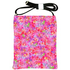 The Big Pink Party Shoulder Sling Bags