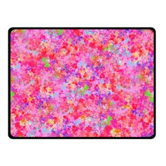 The Big Pink Party Fleece Blanket (small)