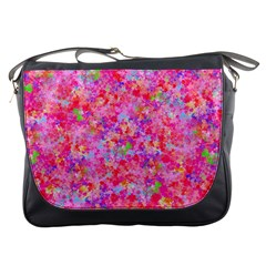 The Big Pink Party Messenger Bags