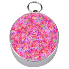 The Big Pink Party Silver Compasses