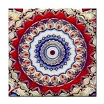 Romantic Dreams Mandala Face Towel Front