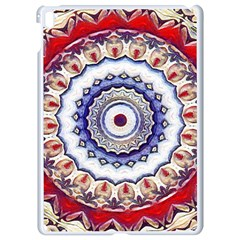 Romantic Dreams Mandala Apple Ipad Pro 9 7   White Seamless Case