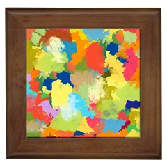 Summer Feeling Splash Framed Tiles