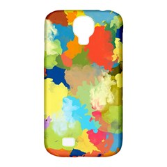 Summer Feeling Splash Samsung Galaxy S4 Classic Hardshell Case (pc+silicone)