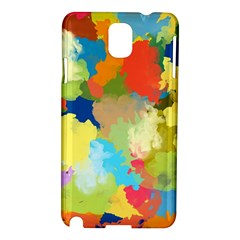 Summer Feeling Splash Samsung Galaxy Note 3 N9005 Hardshell Case
