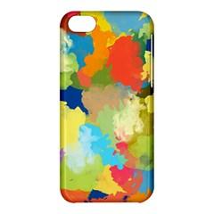 Summer Feeling Splash Apple Iphone 5c Hardshell Case