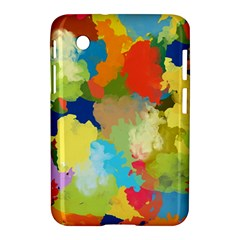 Summer Feeling Splash Samsung Galaxy Tab 2 (7 ) P3100 Hardshell Case