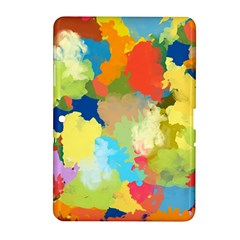Summer Feeling Splash Samsung Galaxy Tab 2 (10 1 ) P5100 Hardshell Case